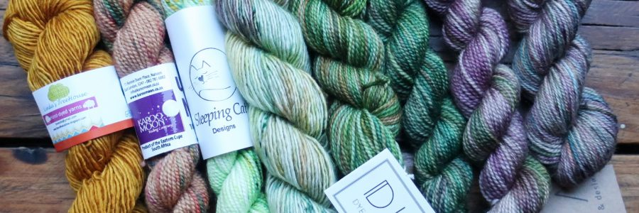 COMPETITION! Magaliesburg – Labyrinth Mini Skein Project Kit